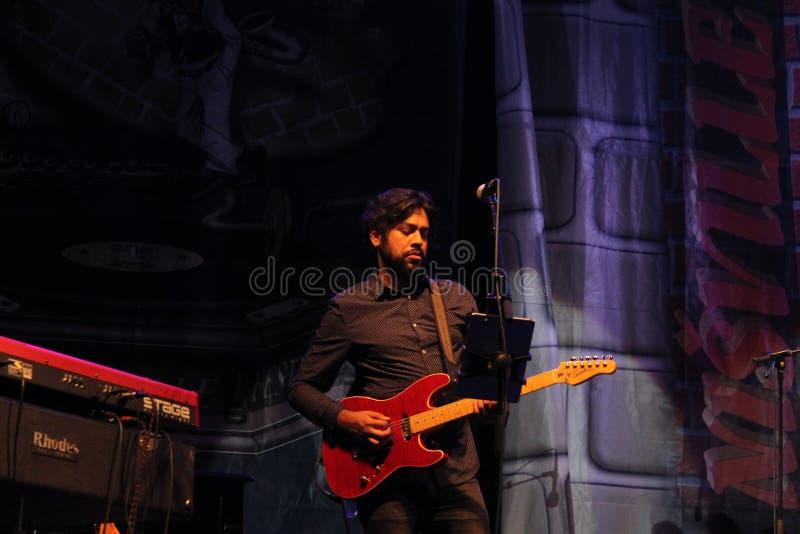 Tony Momrelle Band arkivfoto