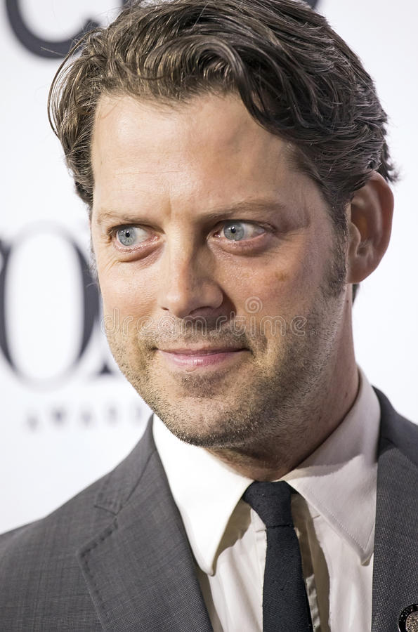 Tony-nominerad skådespelare David Furr fotografering för bildbyråer