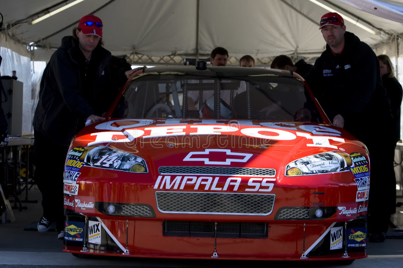 Download Tony Stewart NASCAR Sprint Cup Series Editorial Stock Photo - Image: 8527693