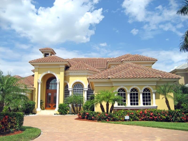 Tony Tropical Property royalty free stock photography