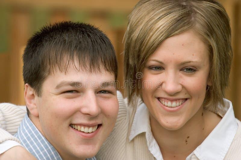 Tonya en Bryan Engagement 11 royalty-vrije stock fotografie