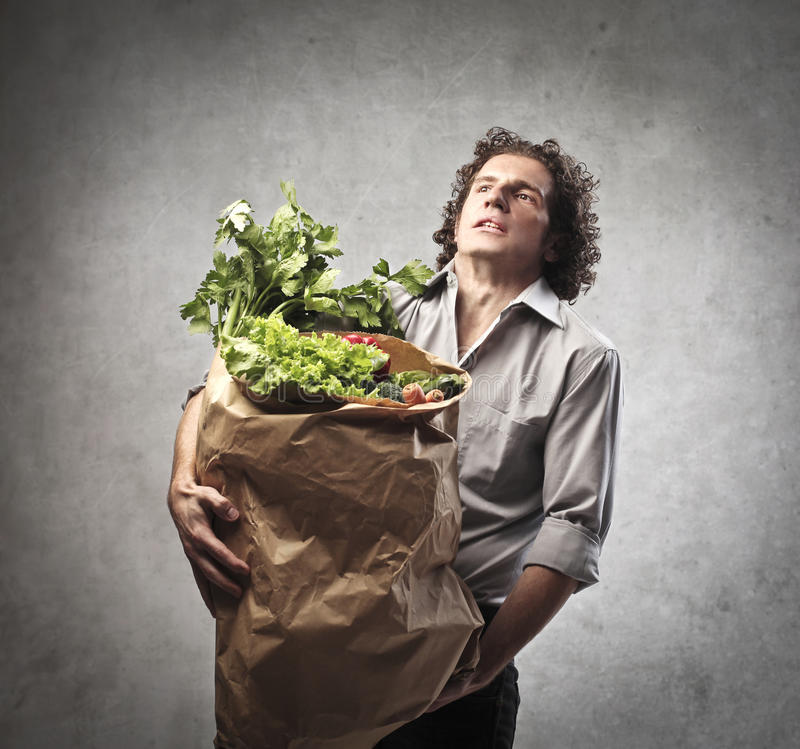 Download Too Many Vegetables stock image. Image of nourish, envelope - 27177035