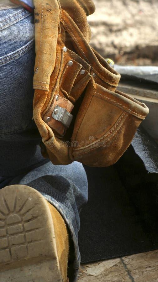 Tool Belt royalty free stock image