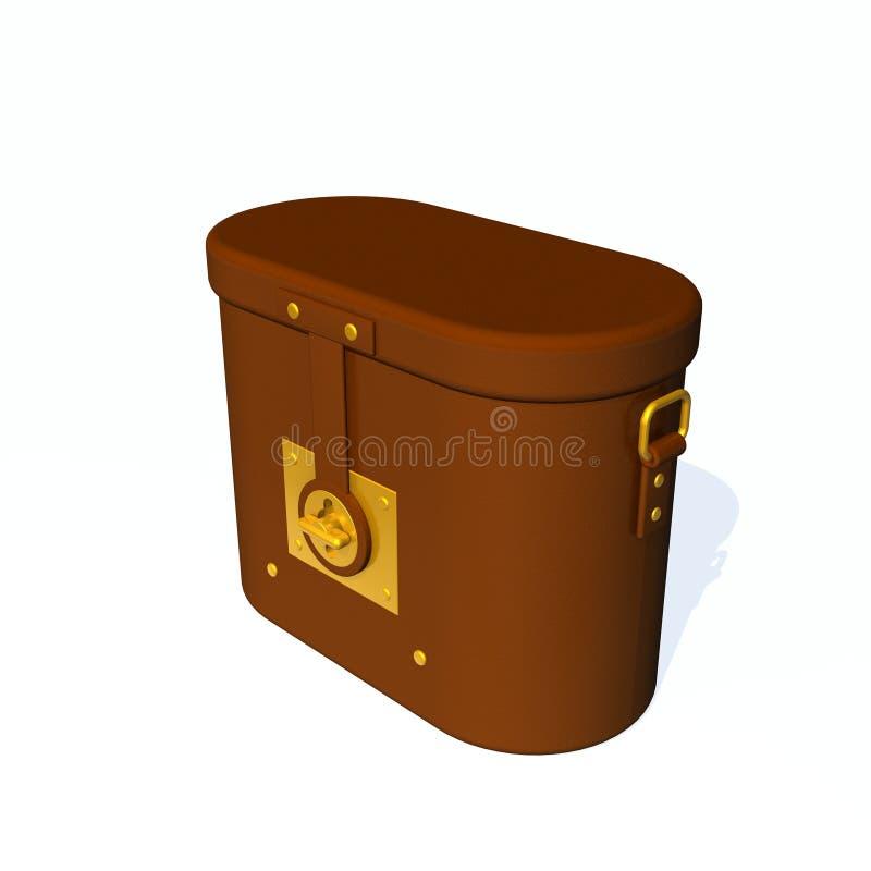 Download Tool box stock illustration. Image of business, traveler - 17365956