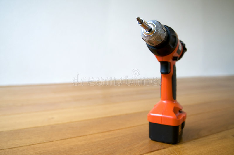 Tool In An Empty House stock photos