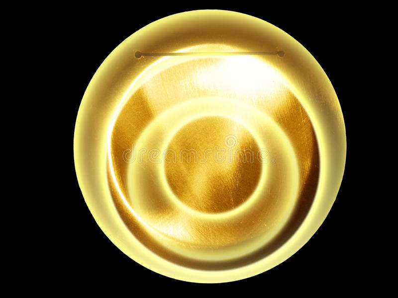 Download Tool  gong stock image. Image of round, abstract, light - 11748569