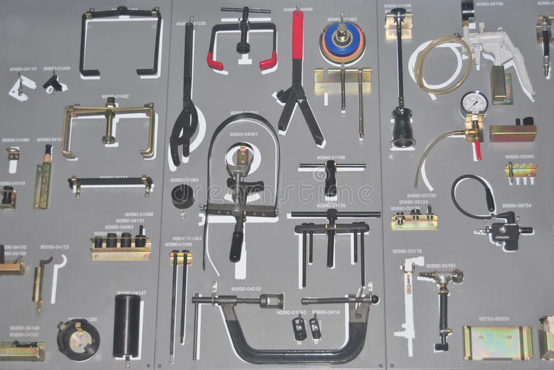 Download Tool kit stock image. Image of sockets, repair, motorcycle - 17461097