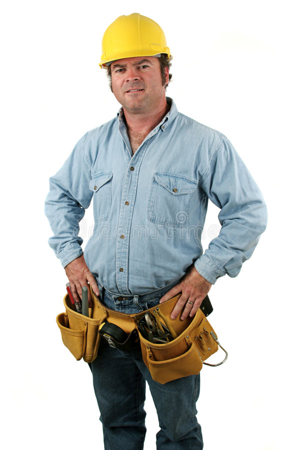Tool Man - Pride royalty free stock images