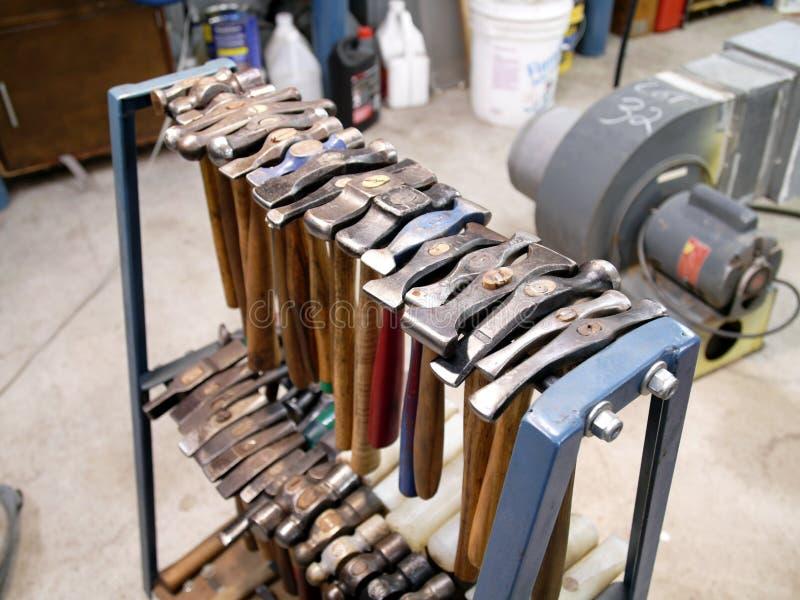 Tool Shop stock photos