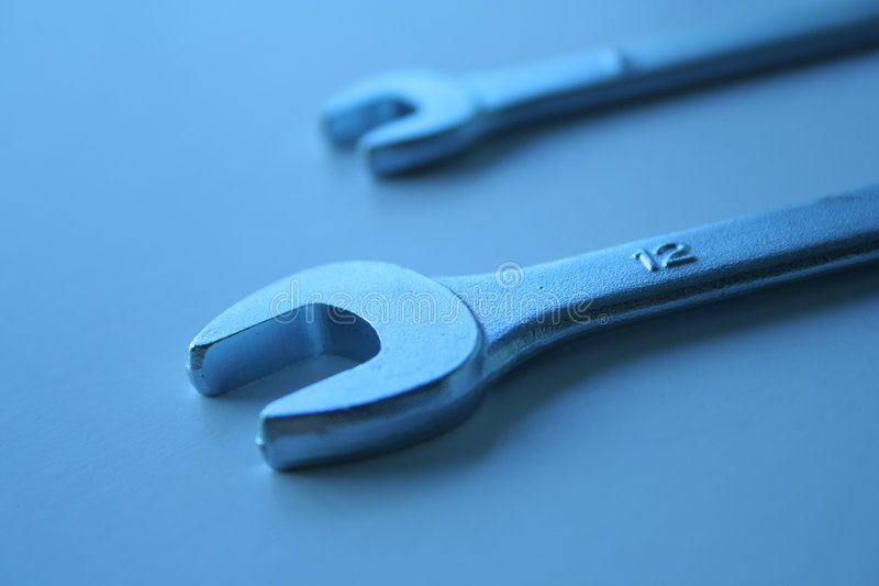 Tool - Wrenches royalty free stock photography