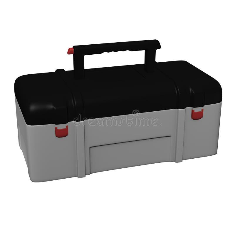 toolbox vektor illustrationer