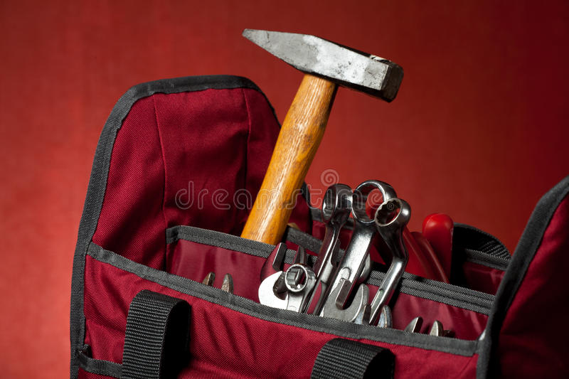 Download Toolbox stock image. Image of element, screwdriver, objects - 22961169
