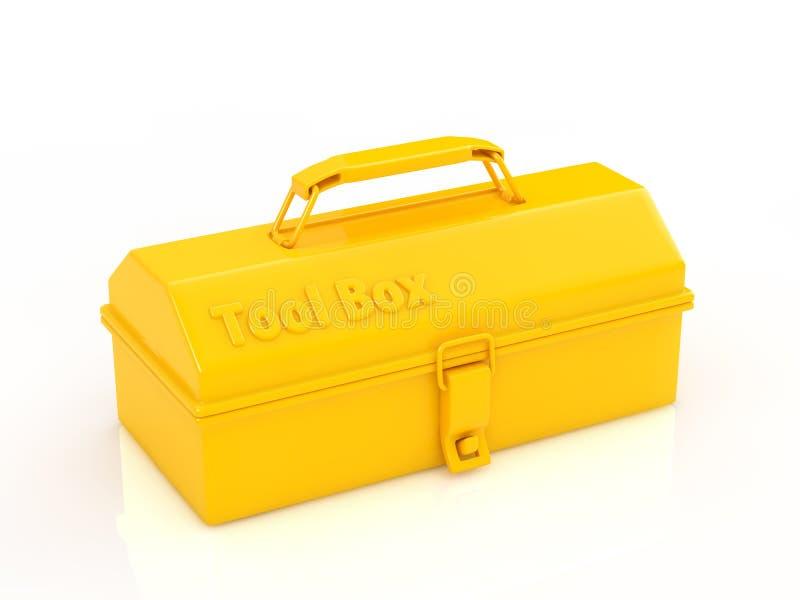 Download Toolbox stock illustration. Illustration of industrial - 33099552