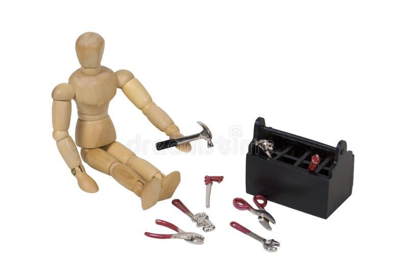 toolbox narzędzia obrazy stock