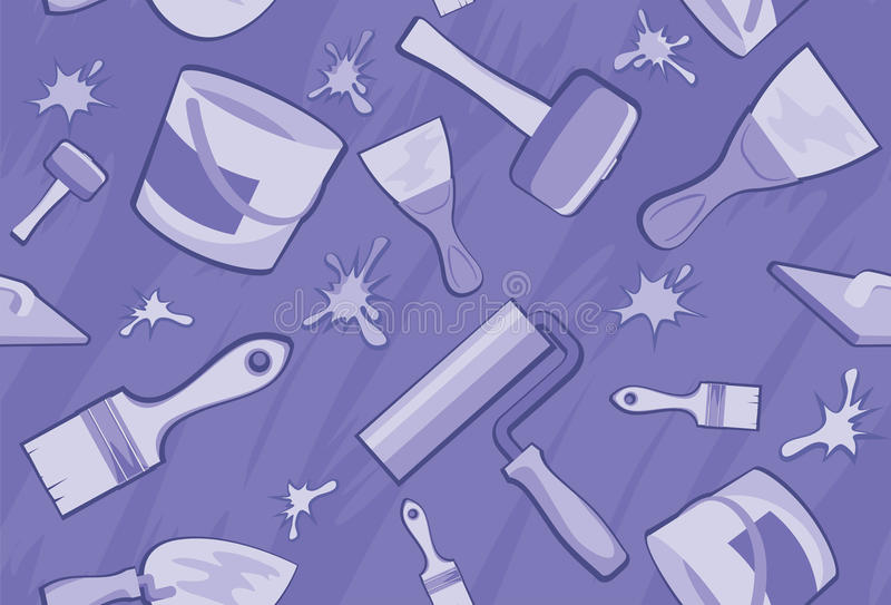 Tools. Seamless background to decorate layouts vector illustration