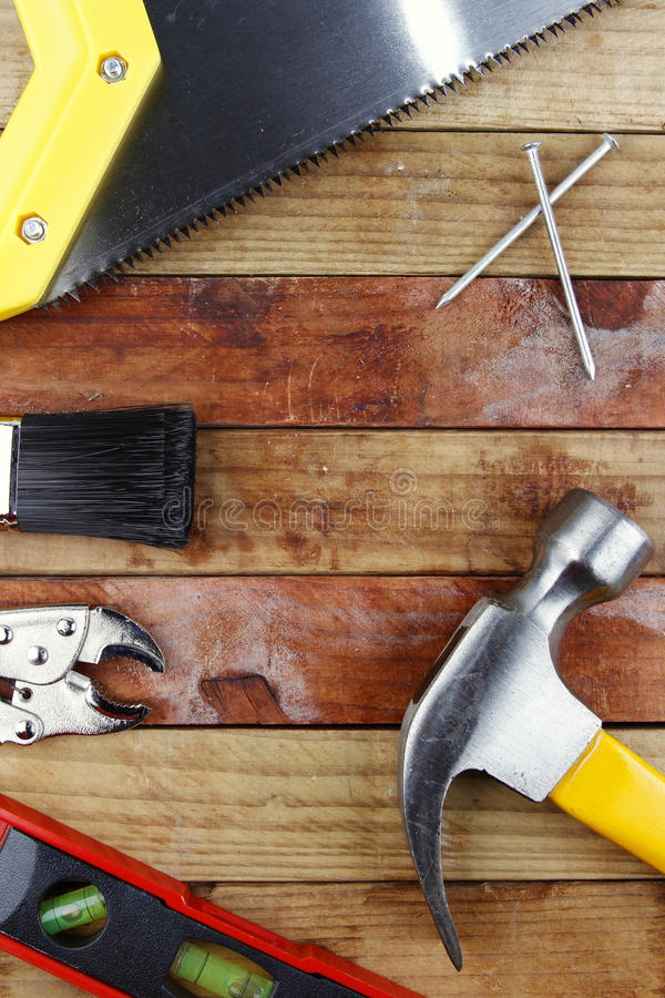 Download Tools stock photo. Image of indoors, lumber, objects - 25340336