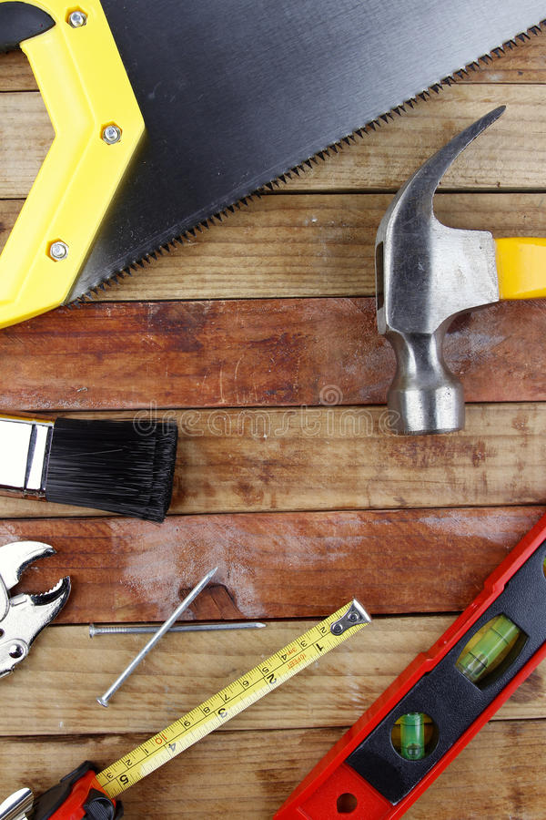 Download Tools stock image. Image of hardware, decking, background - 25340361