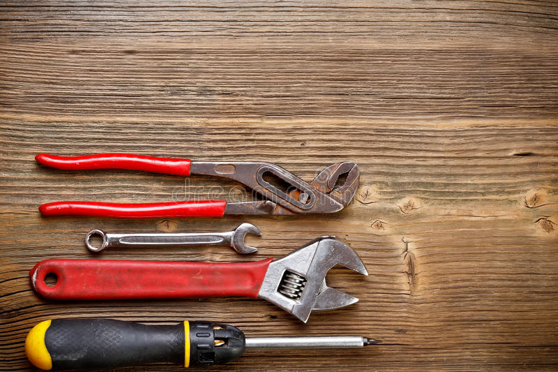 Download Tools stock image. Image of steel, pliers, work, manual - 26841107