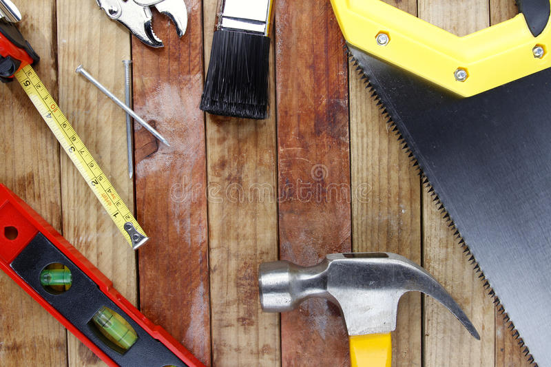 Download Tools stock photo. Image of deck, home, nails, assortment - 27955652