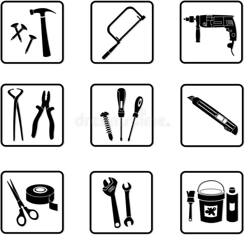 Free Tools Stock Images - 3840074