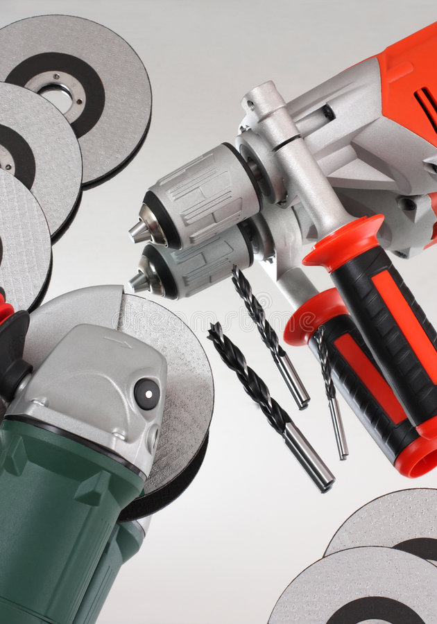 The tools stock photos