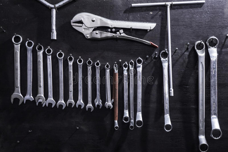 Tools. stock photo