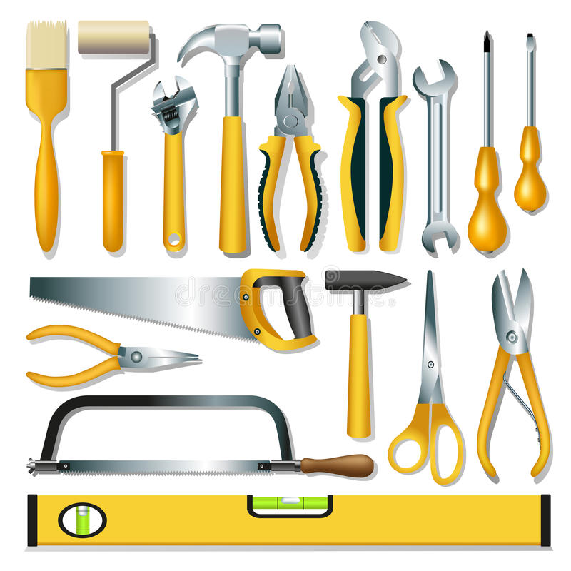 Free Tools Collection Stock Image - 50447941