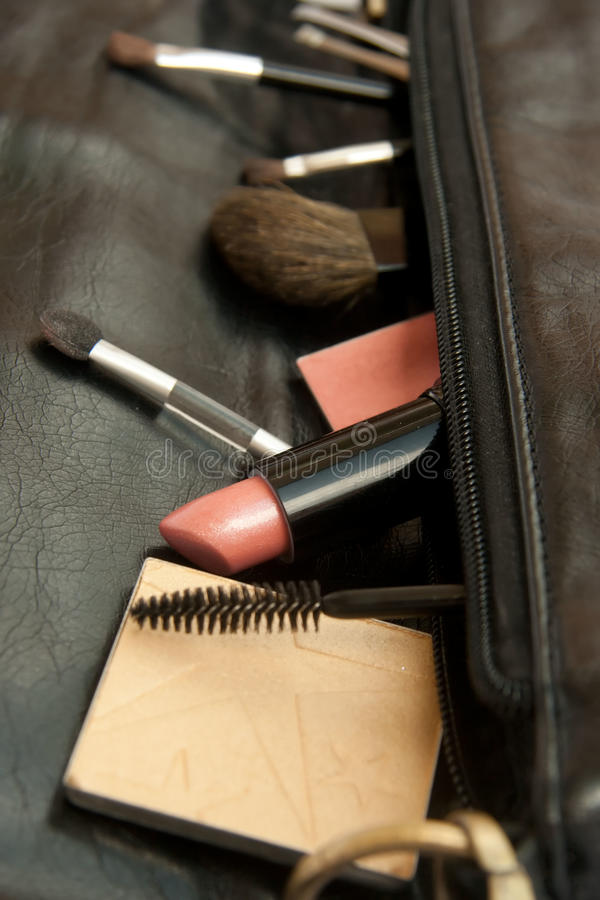 Free Tools For Make Up Stock Photo - 18347110