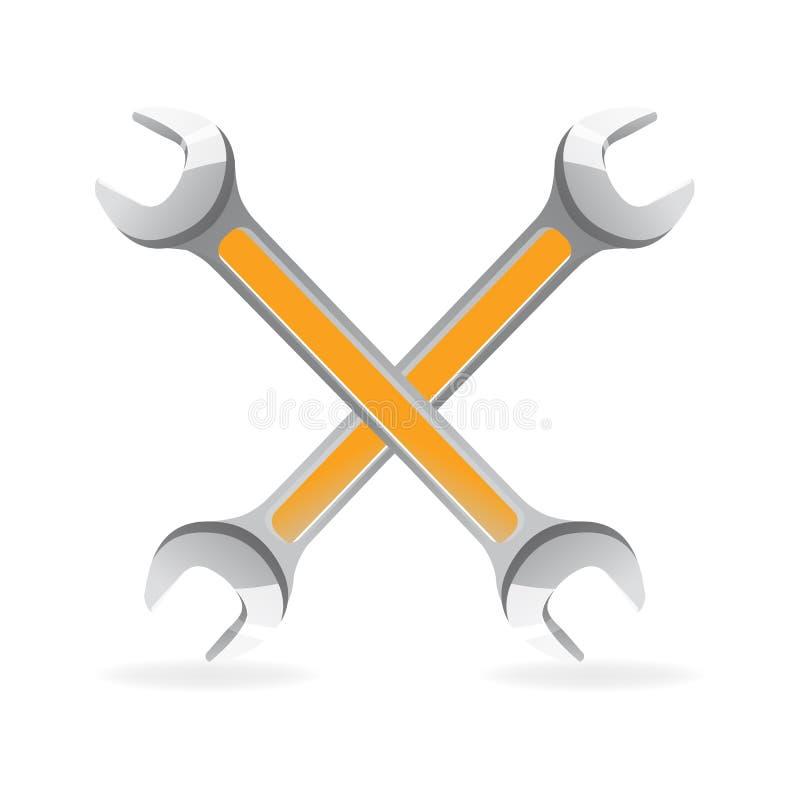 Free Tools Icon Royalty Free Stock Photos - 17548048
