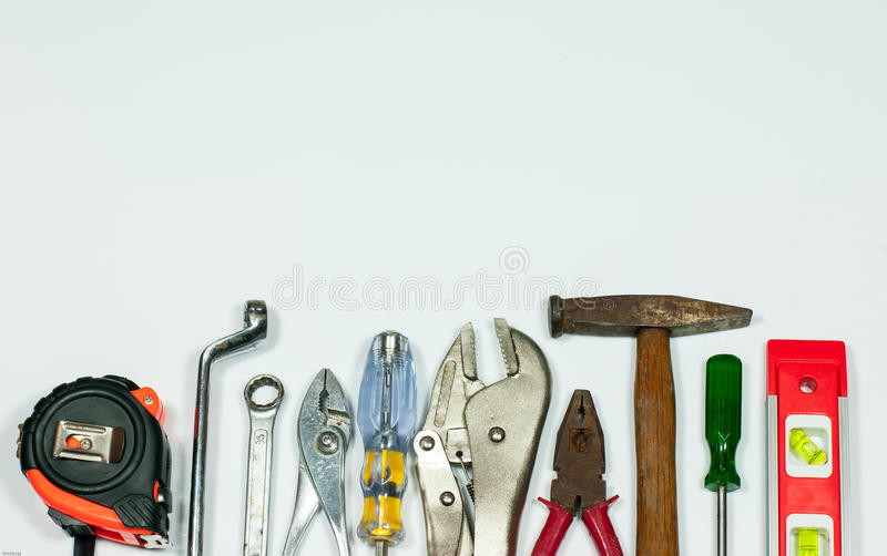Tools measuring royalty free stock photography
