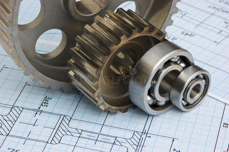 Download Tools And Mechanisms Detail Stock Photo - Image: 18488292