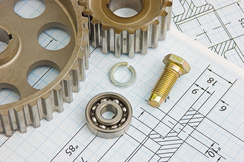 Download Tools And Mechanisms Detail Royalty Free Stock Images - Image: 18596739