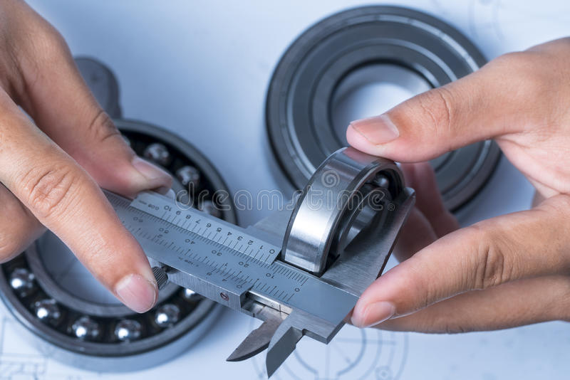tools and mechanisms detail on the background of technical drawings royalty free stock images