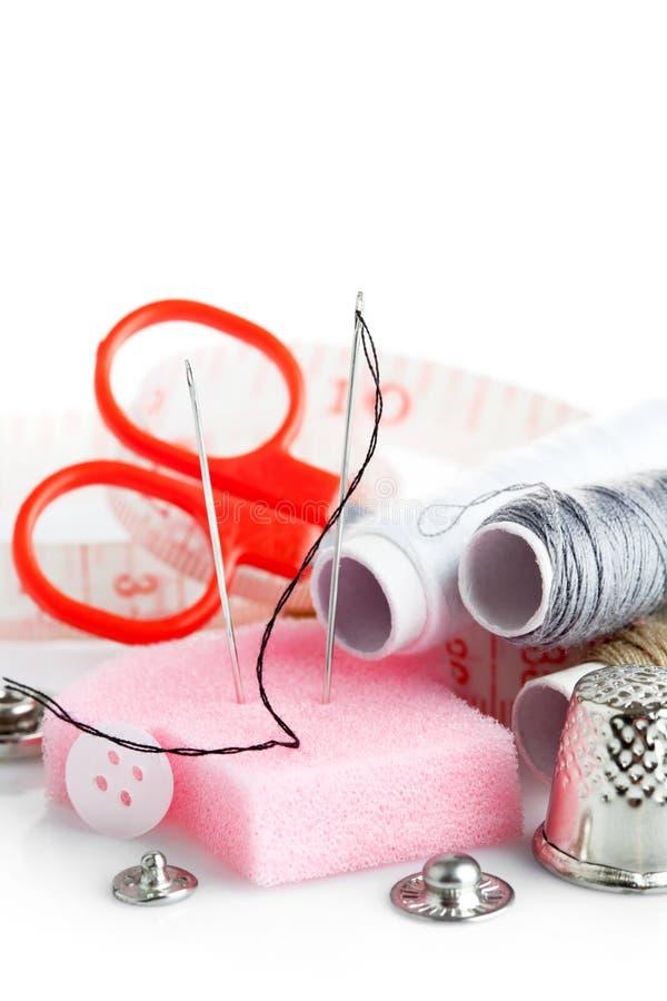 Download Tools For Needlework Thread Scissors Stock Image - Image: 22877879