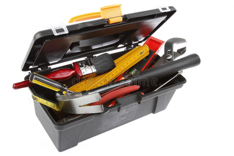 Download Tools stock image. Image of inside, objects, hammer, collection - 39510797