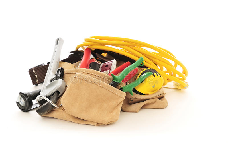 Tools with power cord stock images