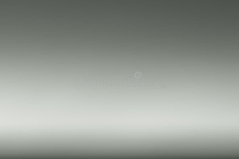 Toon van grijze kleur stock illustratie