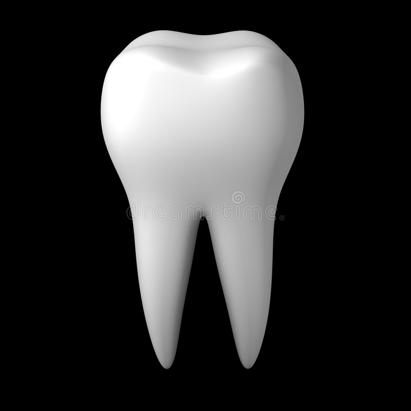 Tooth royalty free illustration