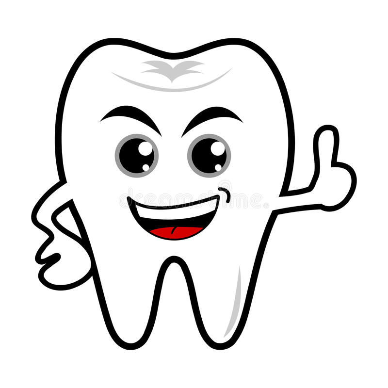 Download Tooth boy smile stock vector. Image of character, tooth - 15572627