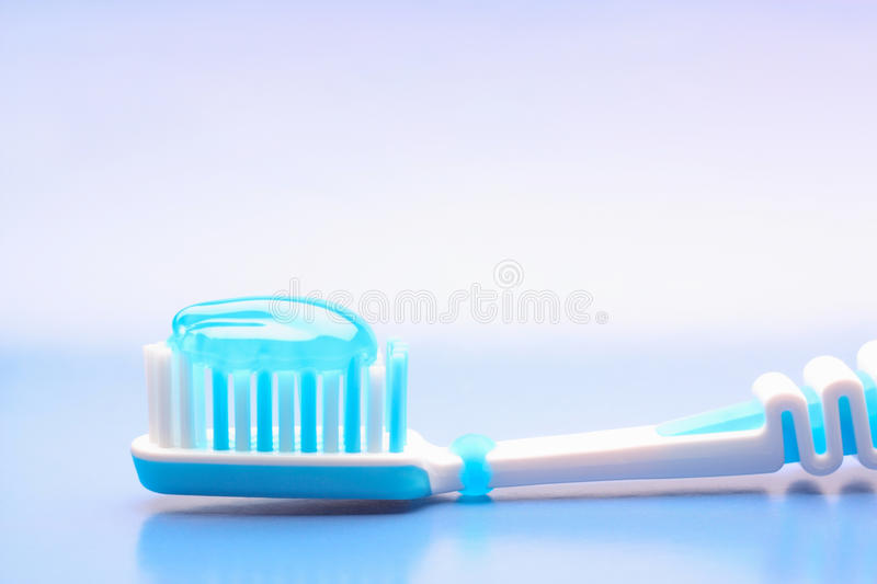 Tooth-brush stock afbeeldingen
