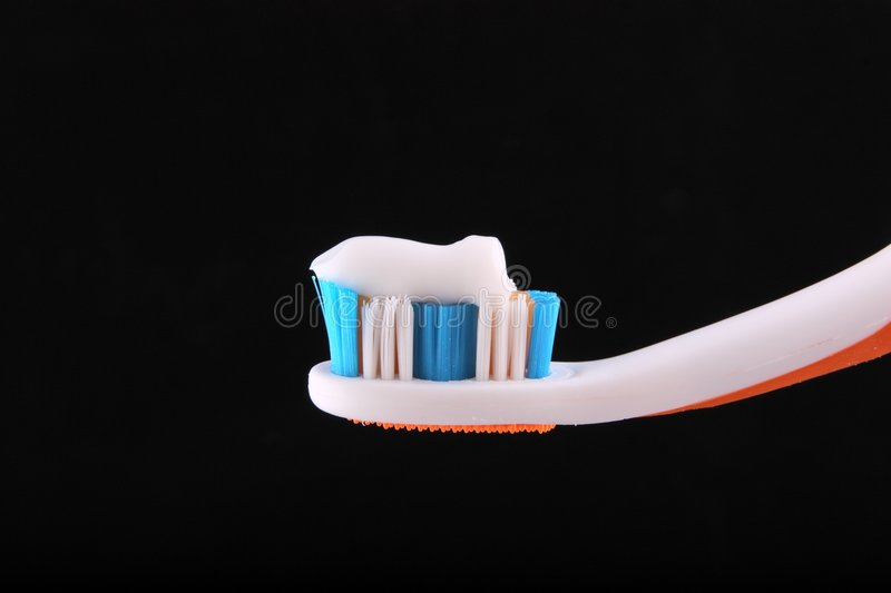 Download Tooth-brush And Paste Stock Image - Image: 8297191
