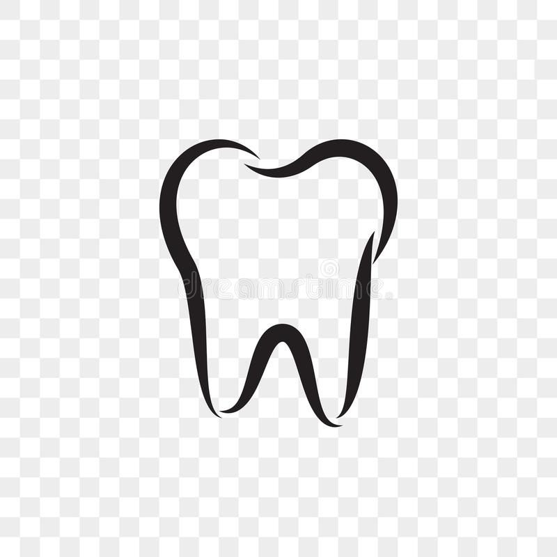 Free Tooth Logo Vector Icon Dentist Stomatology Dental Royalty Free Stock Image - 115006246