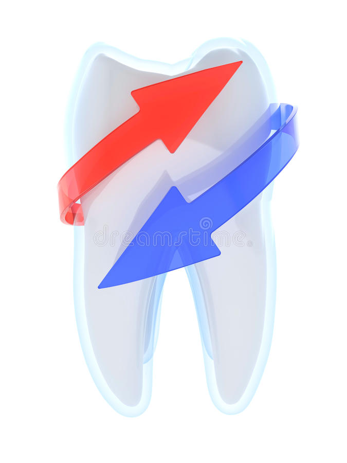 Tooth Protection Royalty Free Stock Photography