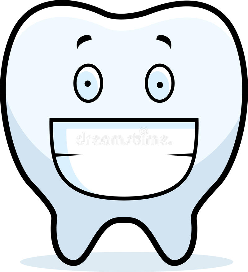 Tooth Smiling vector illustration