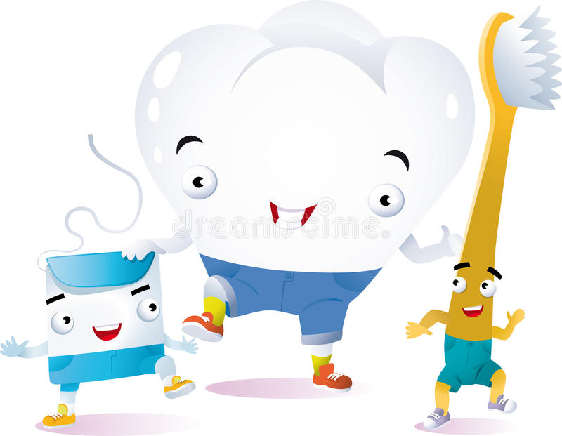 Download Tooth stock vector. Illustration of clip, dentist, plastic - 32633832