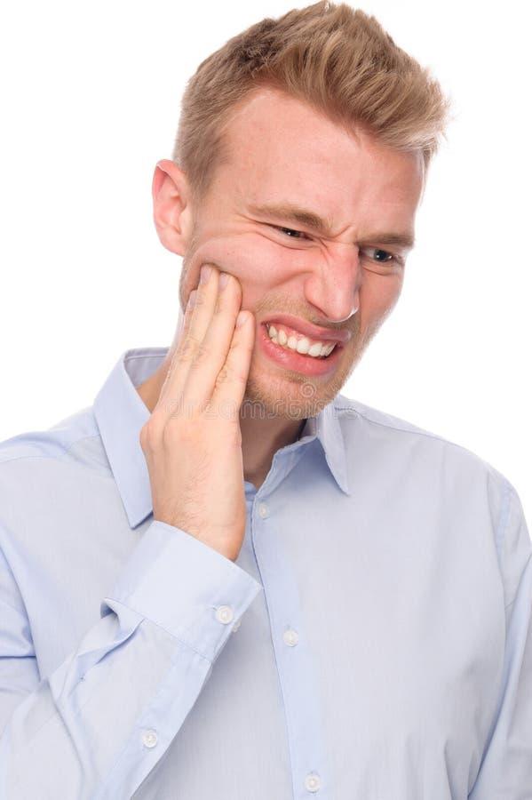 toothache zdjęcia stock