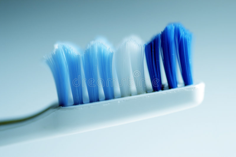 Download Toothbrush stock photo. Image of oral, mouth, blue, hygiene - 100412