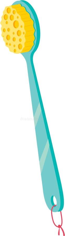 Toothbrush ilustração do vetor