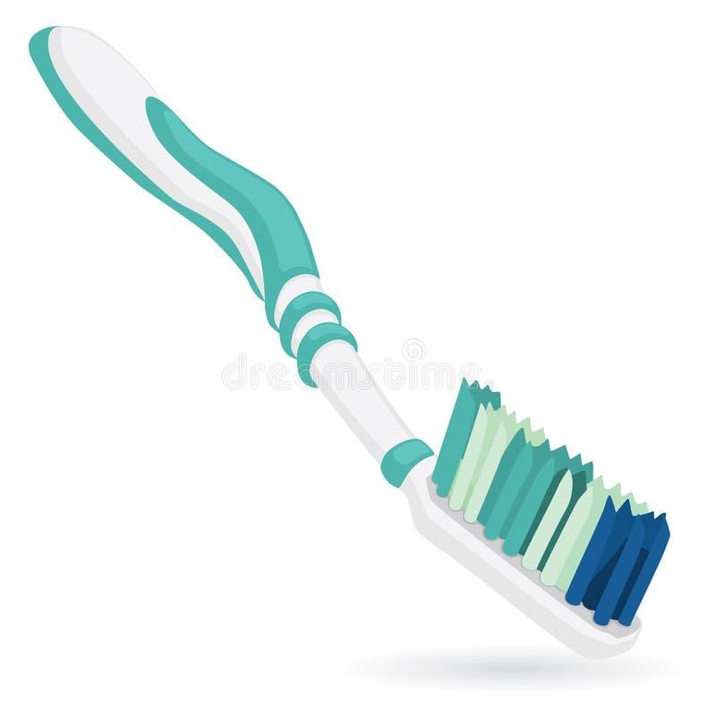 Toothbrush stock illustration