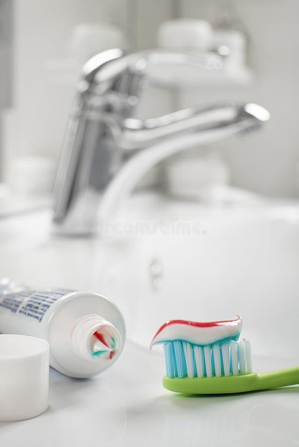 toothbrush fotografia stock